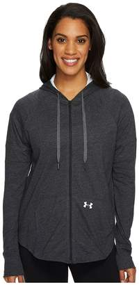 Under Armour Sportstyle Full Zip Hoodie Women's Sweatshirt