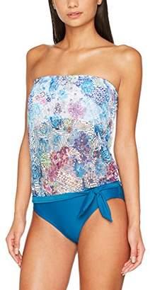 Ani Women's Bloemfontein One-Piece Swimsuit,Size