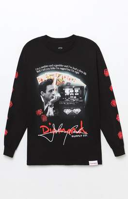 Diamond Supply Co. Ragged Long Sleeve T-Shirt
