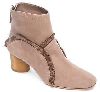 Fringe Boots Heel Shopstyle