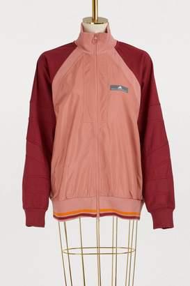 adidas by Stella McCartney Zippered training jacket
