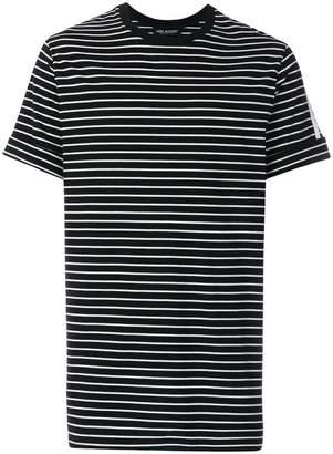 Neil Barrett striped T-shirt