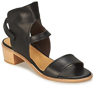 Coclico TYRION women's Sandals in Black