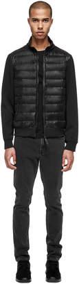 Mackage MANUS Short-length double-face jersey jacket