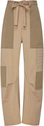 Sea Tula Quilted Cotton Pant