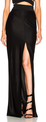 Mugler Luxury Jersey Skirt $1,350 thestylecure.com