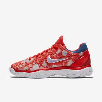 Nike NikeCourt Air Zoom Cage 3 Premium Women's Tennis Shoe