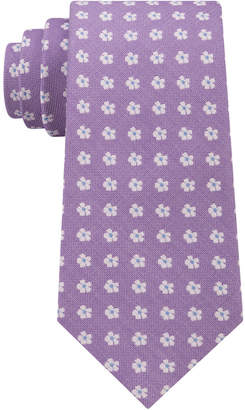Club Room Men's Flower Tie, Created for Macy's