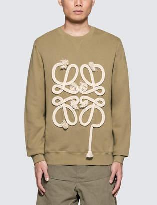 Loewe Exclusive Anagram Rope Sweatshirt