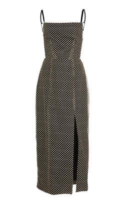 Markarian M'O Exclusive Evening Primrose Dress