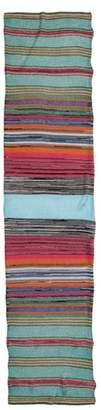 Missoni Metallic Stripe Scarf