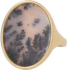 Monique Péan Dendritic Agate Oval Ring