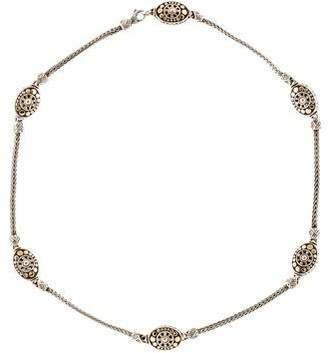 John Hardy Jaisalmer Dot Sautoir Necklace