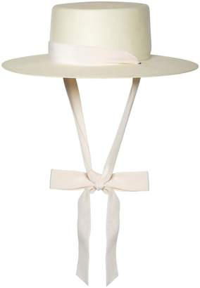 BIJOU VAN NESS The Heiress Straw Bolero Hat