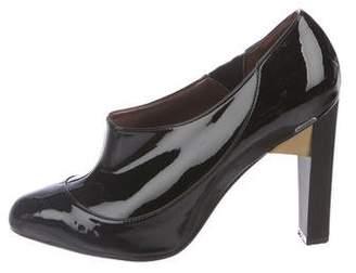 Stella McCartney Vegan Patent Leather Booties