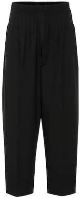 Haider Ackermann Wool wide-leg pants