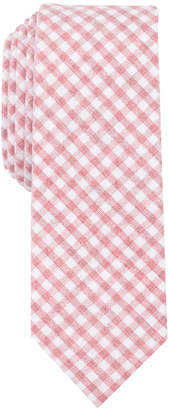 Original Penguin Men's Jurgen Check Skinny Tie