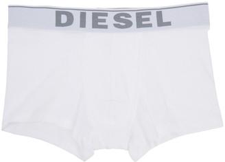 Diesel White UMBX-Kory Boxer Briefs $20 thestylecure.com