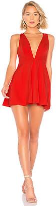 by the way. Sammie Deep V Skater Dress