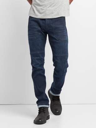 Gap Performance Utility Jeans in Slim Fit with GapFlex