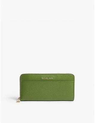 MICHAEL Michael Kors Mercer continental leather wallet