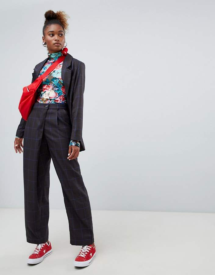 press collection tailored wrap trousers