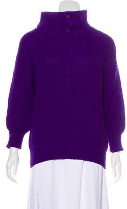 Kenzo Turtleneck Knit Sweater