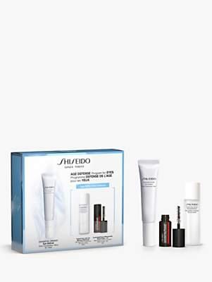 Shiseido Age Defence Program for Eyes Skincare Gift Set