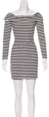 Trina Turk Printed Mini Dress