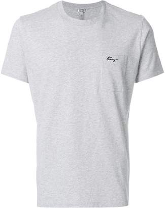 Kenzo Signature pocket T-shirt
