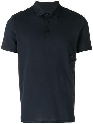 C.P. Company micronet polo shirt