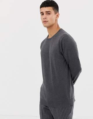 Selected crew neck sweater