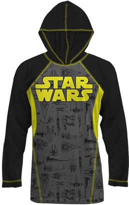 Star Wars Novelty T-Shirts Hoodie-Big Kid Boys