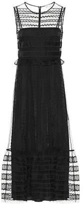 RED Valentino Layered lace dress
