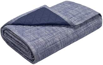 Argos Home Chambray Quilted Throw