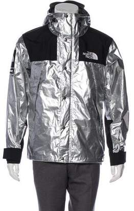 The North Face x Supreme 2018 Metallic Mountain Parka w/ Tags