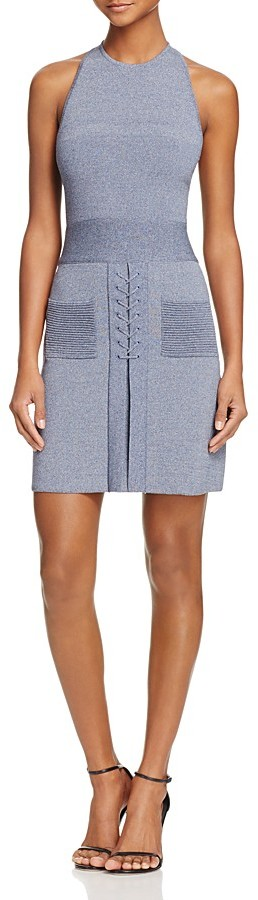 C/MEO Collective Rebound Knit Dress