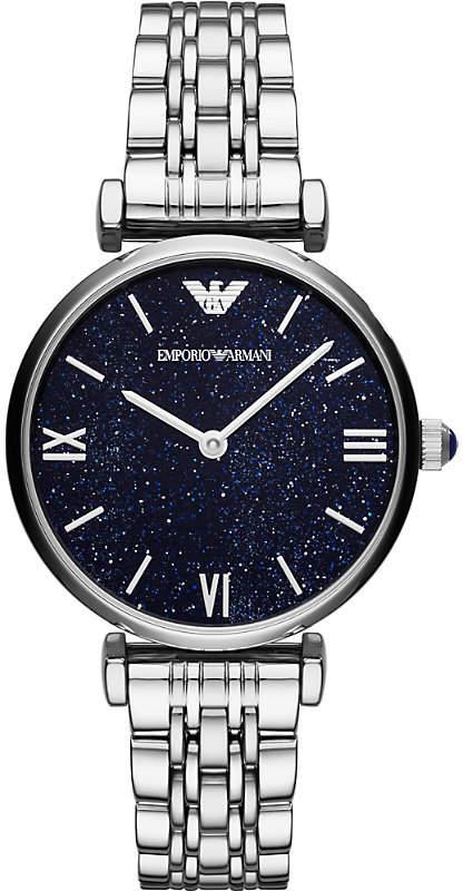 AR11091 stainless steel quartz bracelet strap watch