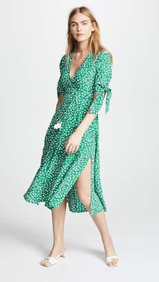 Faithfull The Brand Melodie Midi Dress