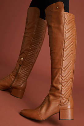 Raphaella Booz Leather Over-the-Knee Boots