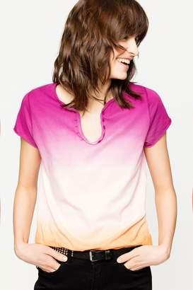 Zadig & Voltaire Degrade T-Shirt