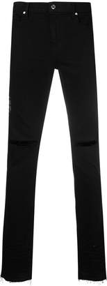 RtA ripped knee skinny jeans
