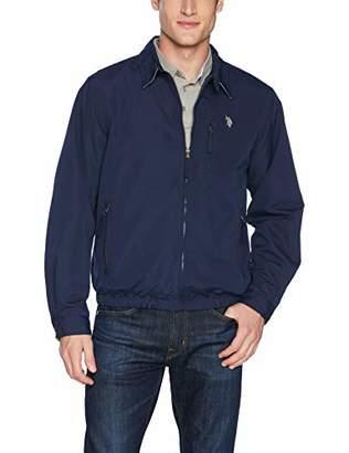 U.S. Polo Assn. Men's Micro Golf Jacket