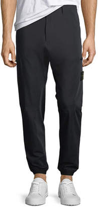Stone Island Men's Nylon-Blend Jogger Pants