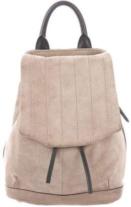 Rag & Bone Suede Pilot Backpack II