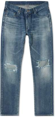 Neighborhood Washed Skinny Jean