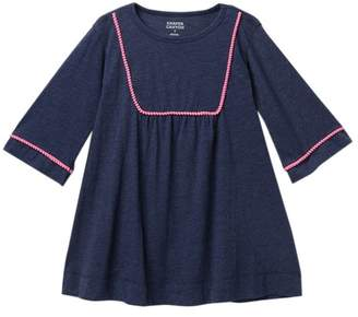 Harper Canyon Flowy Pompom Dress (Big Girls)