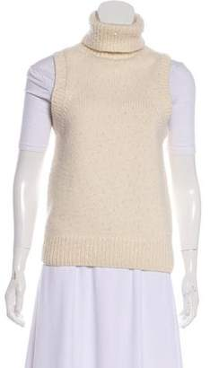 Michael Kors Beaded Cashmere Sweater