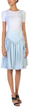 Band Of Outsiders Overall skirts - Item 35351309