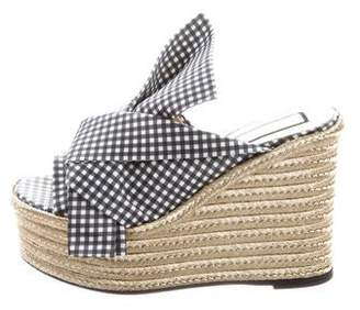 77656db72d No.21 Covered Heels Women's Sandals - ShopStyle